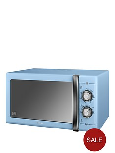 swan-25-litre-retro-microwave-sm22070bln-blue