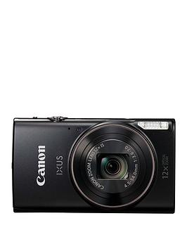 Canon   Ixus 285 20.2 Megapixel Digital Camera - Black
