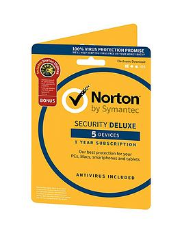 Norton   Internet Security 5 Devices + Utilities