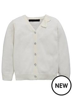 mini-v-by-very-toddler-girls-single-bow-cardigan-cream