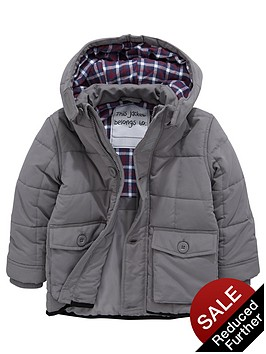 mini-v-by-very-boys-check-lined-padded-coat-with-hood