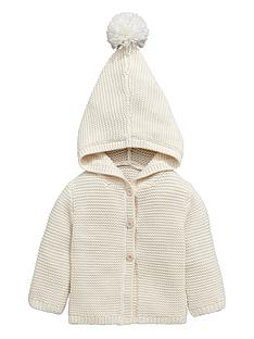 ladybird-baby-unisex-hooded-knitted-cardigan