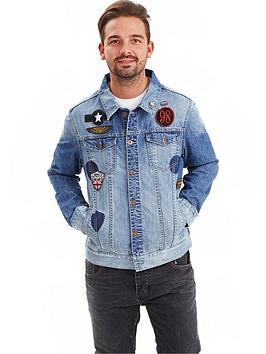 joe-browns-badged-up-denim-jacket