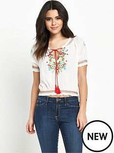 glamorous-embroidered-top