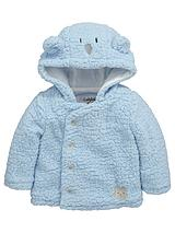 Baby Boys Fleece Bear Jacket