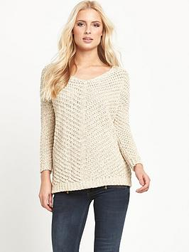 river-island-ladderback-jumper