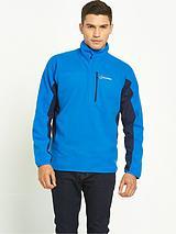 Prism Half Zip Micro Fleece Jacket