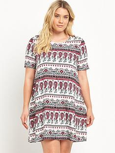 alice-you-short-sleeve-shift-dress