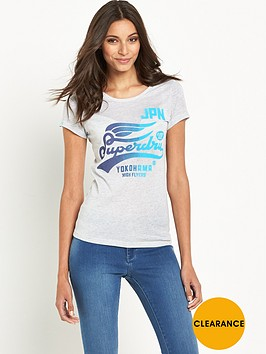 superdry-high-flyers-t-shirt-ice-marl