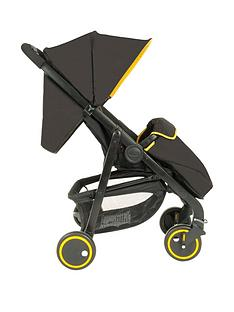 graco-bloxnbsppushchair-with-footmuffnbsp--yellow-amp-black