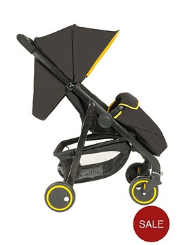 graco-bloxnbsppushchair-with-footmuffnbsp--yellow-amp-black