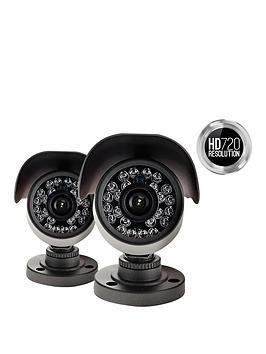 Yale Hd720 Twin Camera Pack