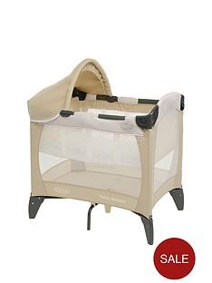 graco-graco-petite-bassinett-travel-cot-benny-amp-bell