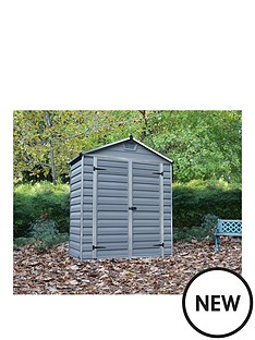 palram-6x3-ft-skylight-shed