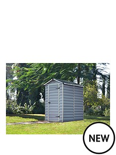 palram-6x4-ft-skylight-shed