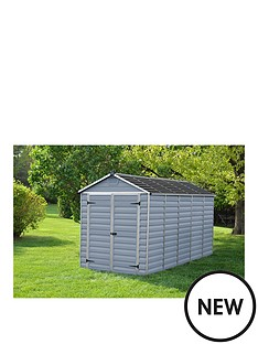 palram-6x12-ft-skylight-shed