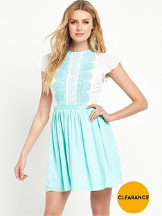 v-by-very-lace-panel-skater-dress