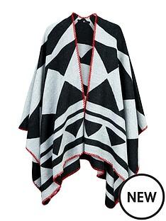 v-by-very-aztec-blanket-stitch-cape