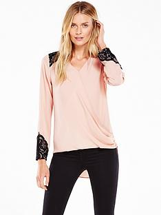 v-by-very-lace-insert-wrap-blouse