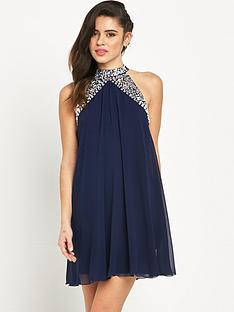 lipsy-lipsy-jewelled-swing-dress