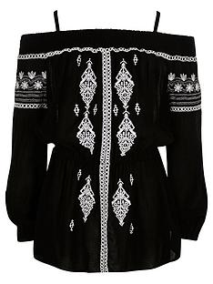 river-island-girls-embroidered-bardotnbsptop