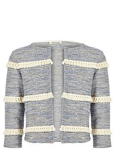 river-island-girls-blue-stripe-fringed-jacket
