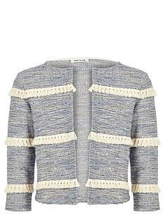 river-island-girls-blue-stripe-fringed-jacket