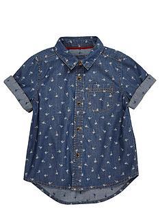 river-island-mini-boys-palm-print-denim-shirt