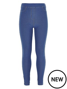 river-island-girls-blue-denim-look-leggings