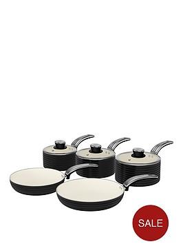 swan-retro-5-piece-pan-set-black