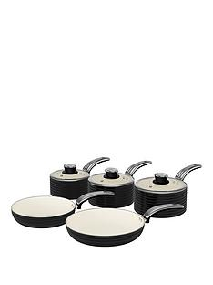 swan-retro-5-piece-pan-set-in-black