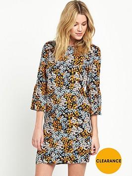 v-by-very-floral-print-skater-dress