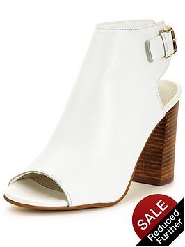 carvela-assent-leather-peep-toe-ankle-boot-white