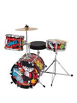 The Beano - 3 Piece Junior Drum Kit