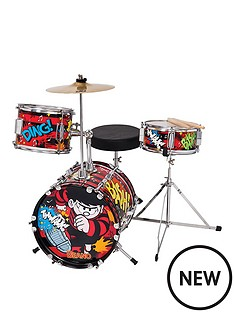 the-beano-3-piece-junior-drum-kit