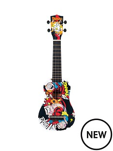 the-beano-dennis-the-menace-ukulele