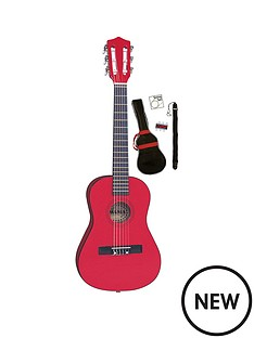 palma-junior-guitar-red