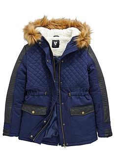 v-by-very-girls-pu-panel-quilted-coat