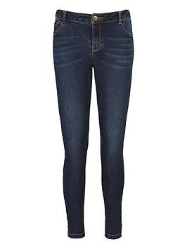 v-by-very-girls-dark-wash-skinny-jeans