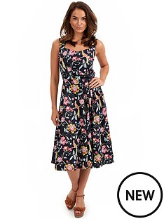 joe-browns-joe-browns-tropical-bird-bow-dress
