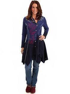 joe-browns-delightful-dip-dye-lightweight-jacket