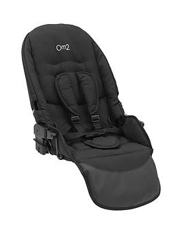 Babystyle Oyster Max Tandem Lie Flat Seat Unit Without Hood