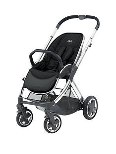 babystyle-oyster-2-chassis-pushchair-without-hood-mirror-finish