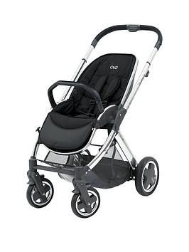 Babystyle Oyster 2 Chassis Pushchair Without Hood  Mirror Finish