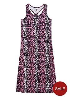 v-by-very-girls-leopard-print-maxi-dress