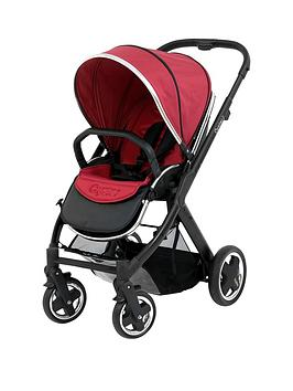 babystyle-oyster2-pushchair-black-satin