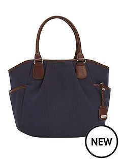 mamas-papas-parker-tote-bag-dark-navy