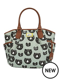 mamas-papas-donna-wilson-parker-tote-bag--3-bears