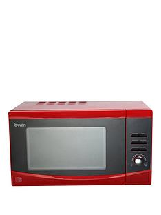 swan-swan-sm22110r-23l-touch-control-microwave-red