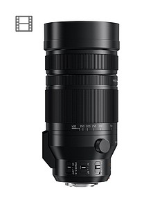 panasonic-lumix-g-lens-100-400mm-leica-dg-vario-elmar-f40-63-asph-power-oisnbsp--blackpound130-cash-back-available